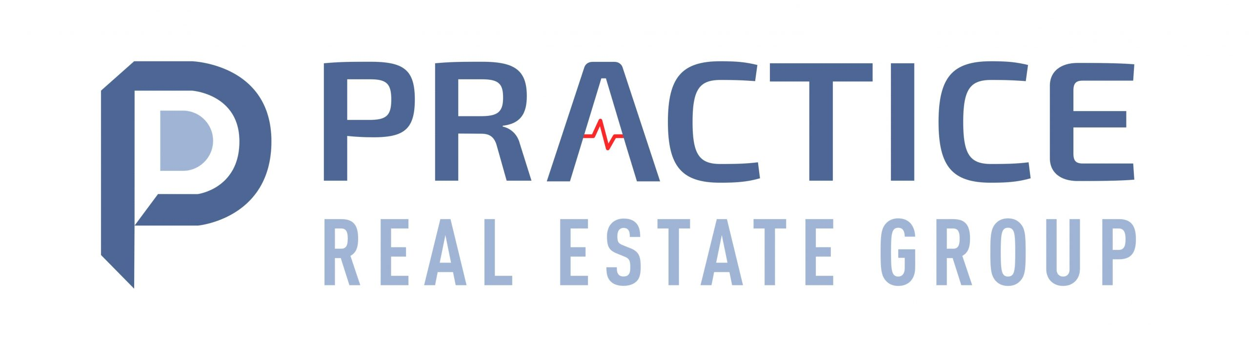Practice real estate group logo