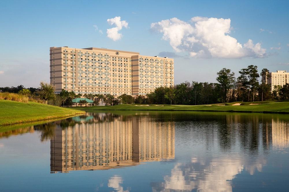 Hilton Orlando Bonnet Creek exterior image