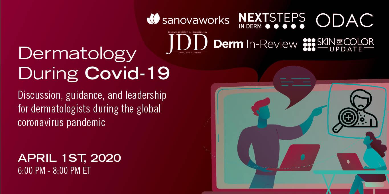 COVID-19 & Dermatology Webinar