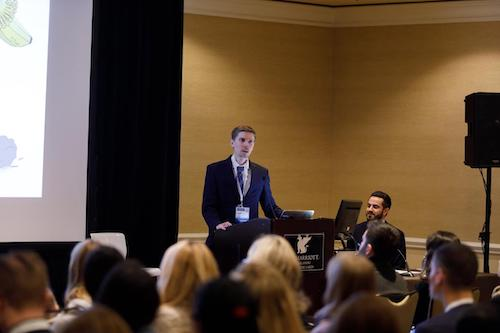 Justin Finch MD Presenting at ODAC Dermatology Conference