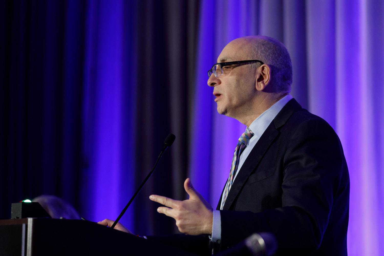 Dr Leon Kircik at ODAC Dermatology Conference
