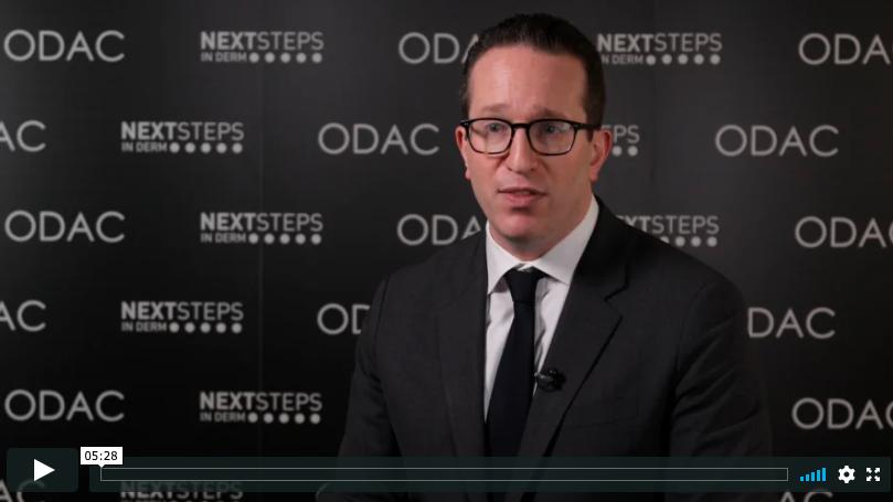 Video of Dr. Adam Friedman