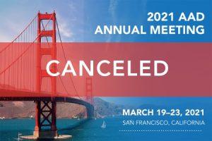 AAD 2021 Canceled