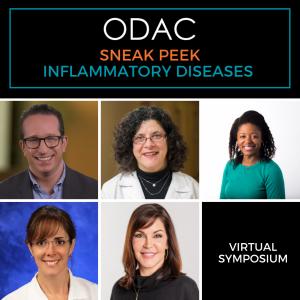 Free ODAC Sneak Peek on Inflammatory Diseases
