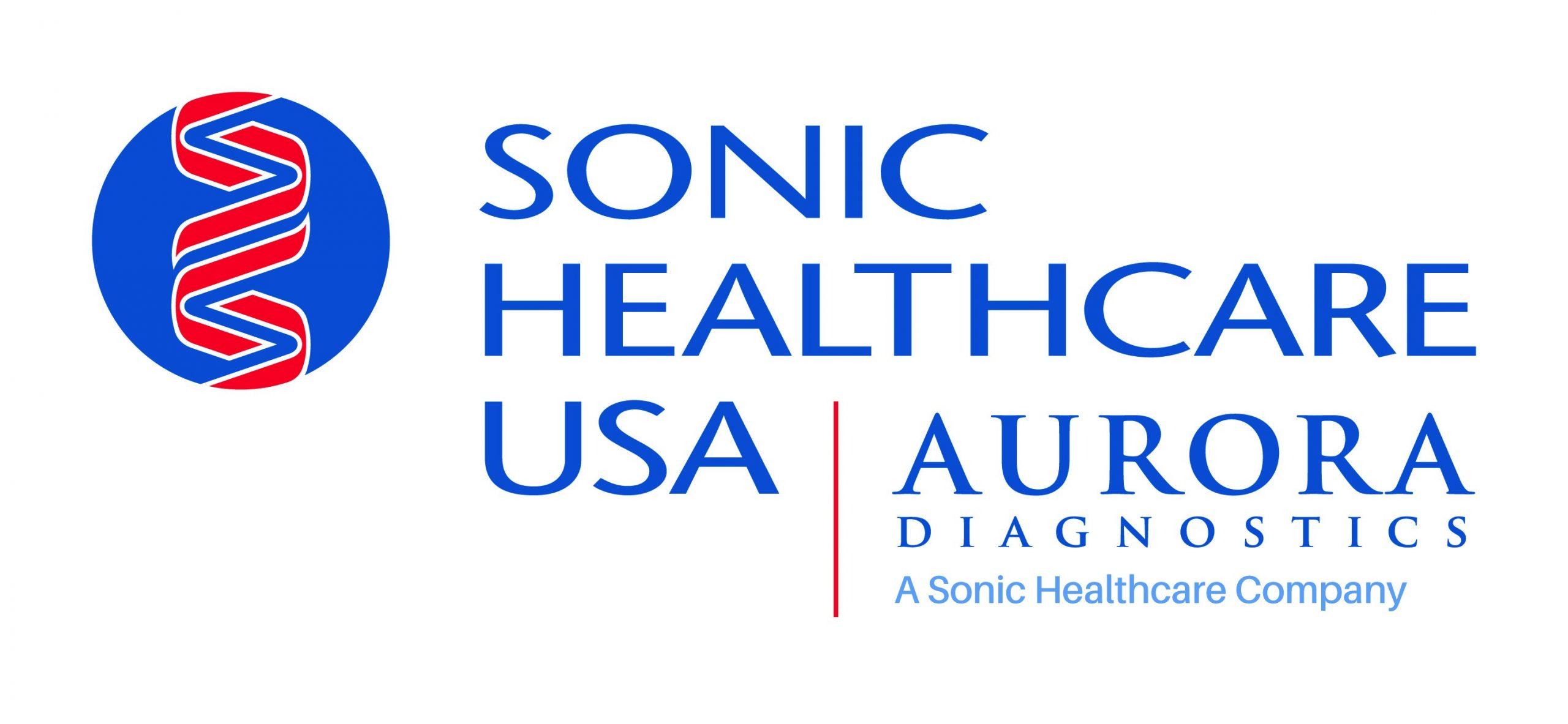 Sonic Healthcare Aurora logo