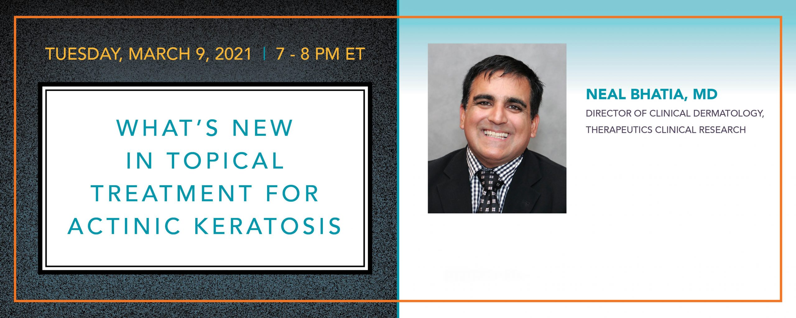 What's New in Topical Treatment for Actinic Keratosis