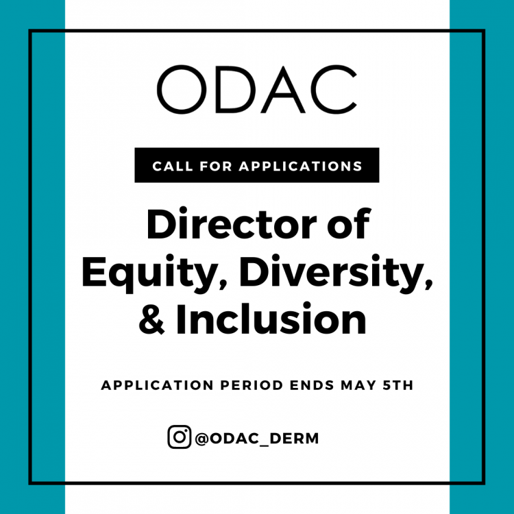 ODAC Director of Equity, Diversity, and Inclusion